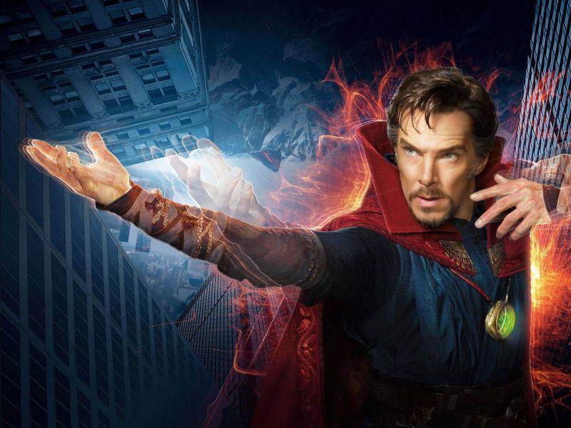 Doctor Strange, scoprite questo bellissimo costume mai utilizzato dalla Marvel