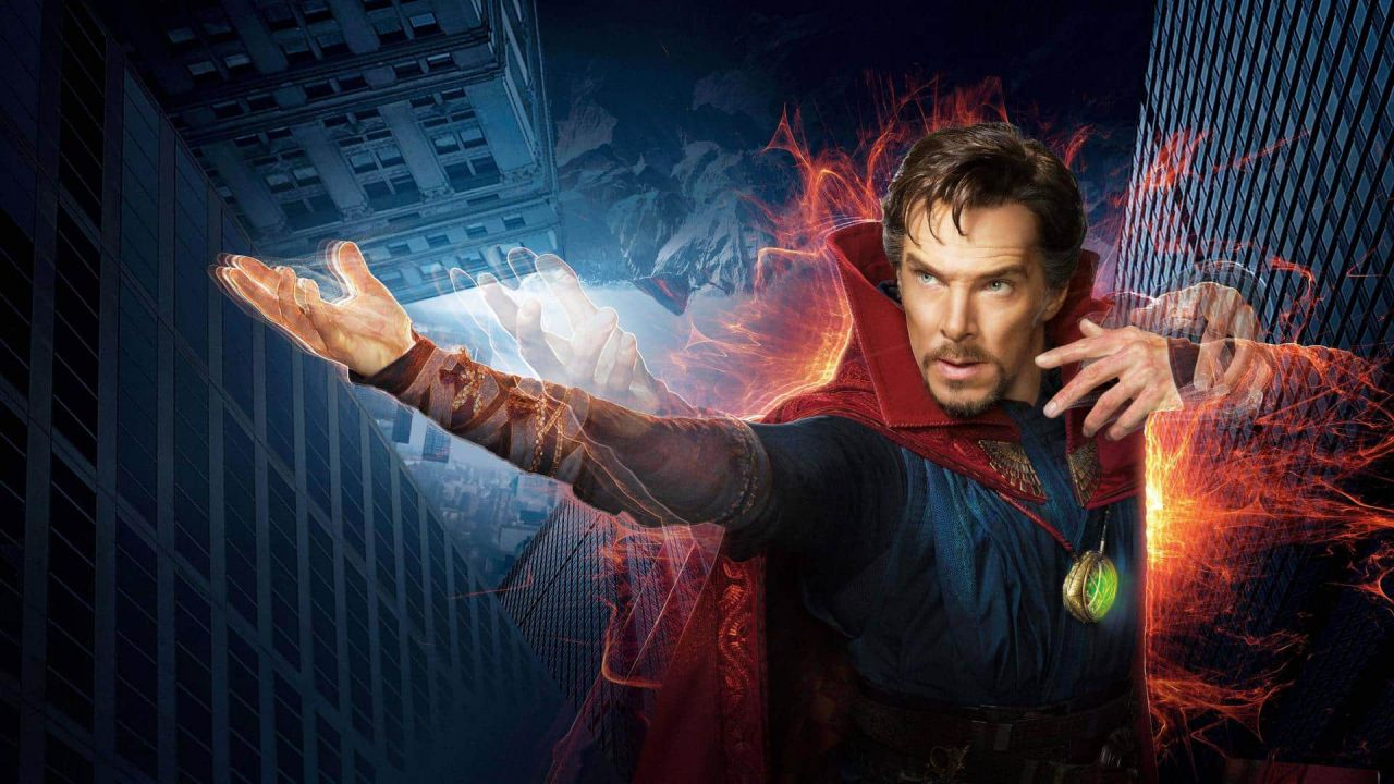 Doctor Strange: svelato l'easter egg di... Contact!