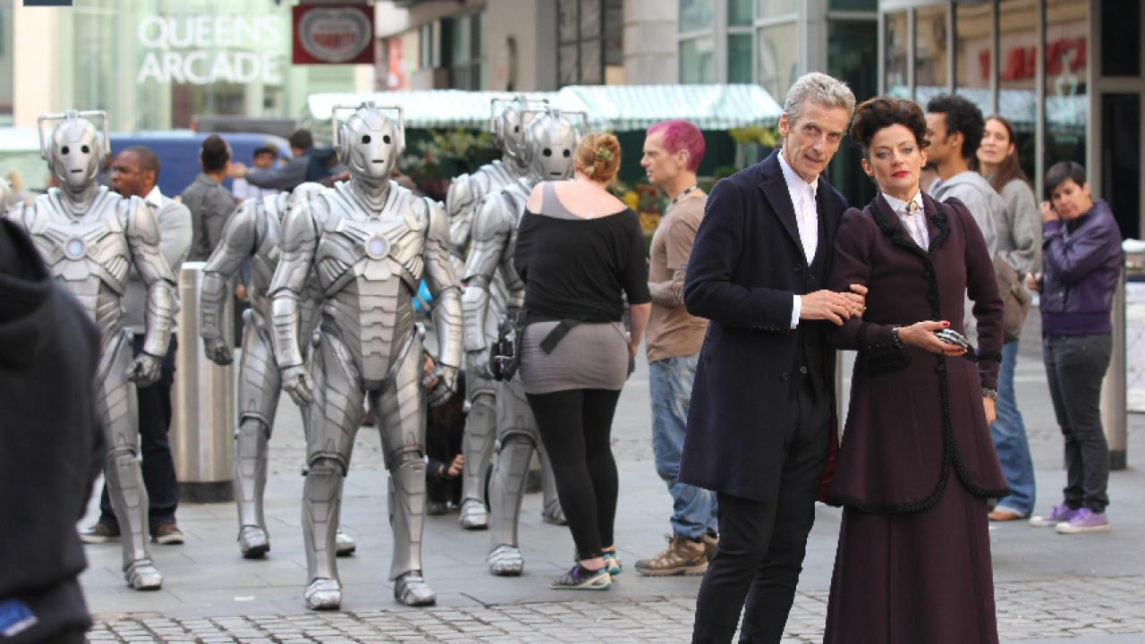 Doctor Who, video integrale del panel a San Diego