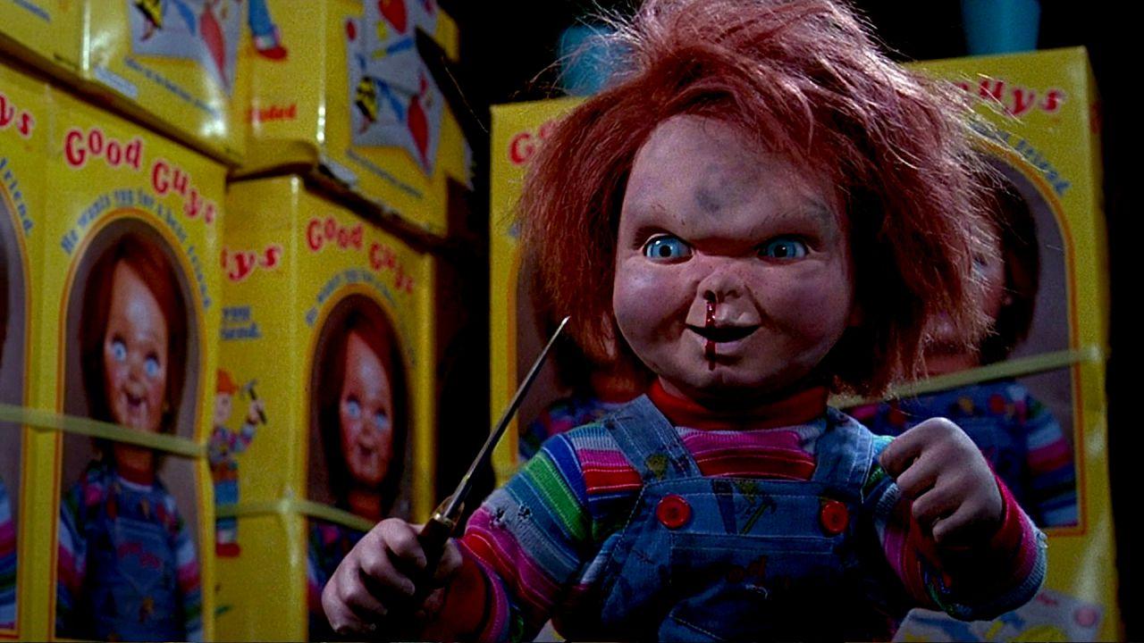 Don Mancini annuncia ufficialmente la serie tv su Chucky, la bambola assassina