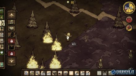 Don't Starve Giant Edition per PlayStation 3 è stato valutato dal PEGI