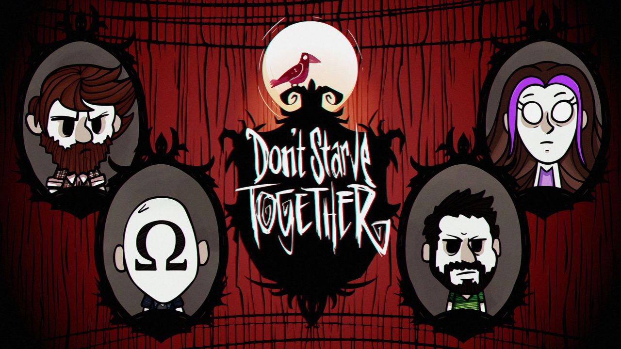 Don't Starve Together: Aperte le iscrizioni per la beta su PS4