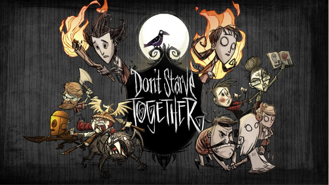 Don't Starve Together arriverà su Playstation 4 a settembre