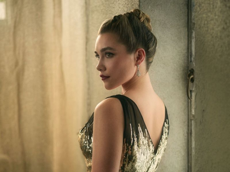 Don't Worry Darling, prima occhiata a Florence Pugh nel nuovo thriller di Olivia Wilde