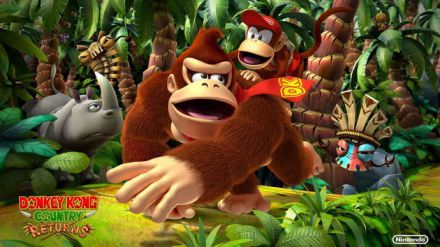 Donkey Kong Country Returns 3D: trailer 'storico'