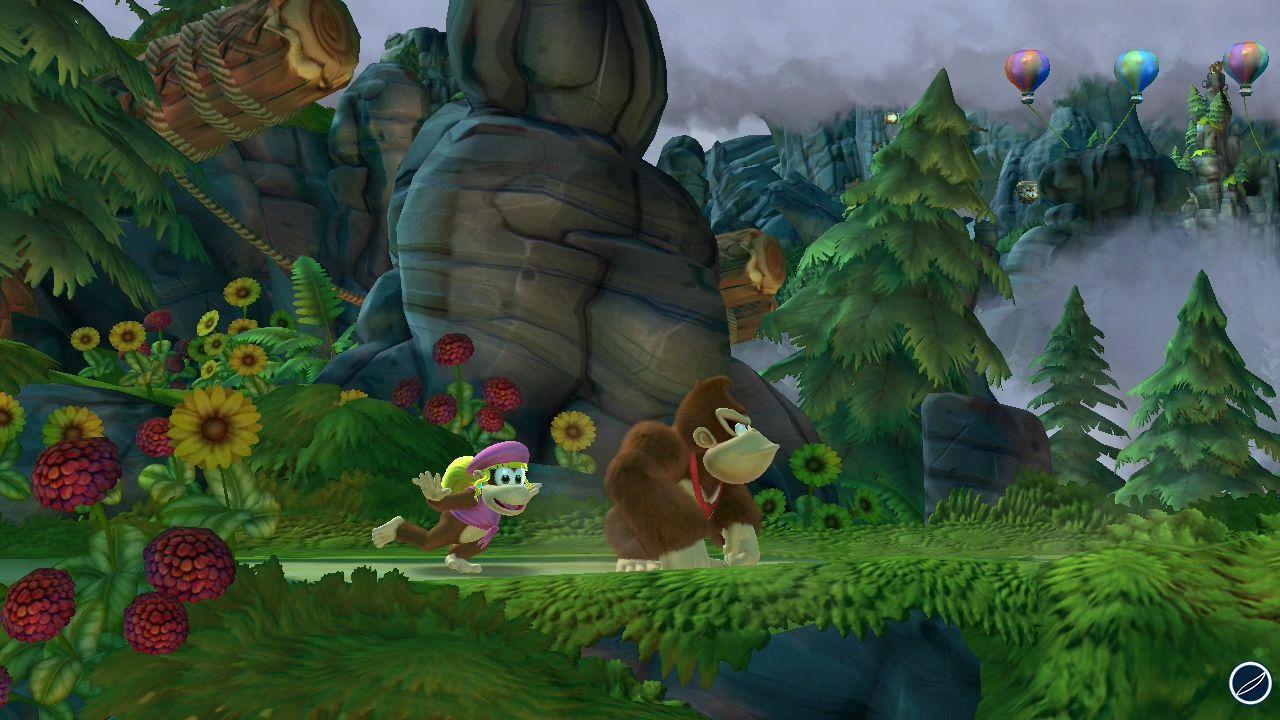 Donkey Kong Country: Tropical Freeze - pubblicato il trailer di lancio