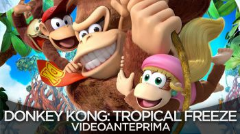 Donkey Kong Country: Tropical Freeze - video confronto tra la beta e la versione finale