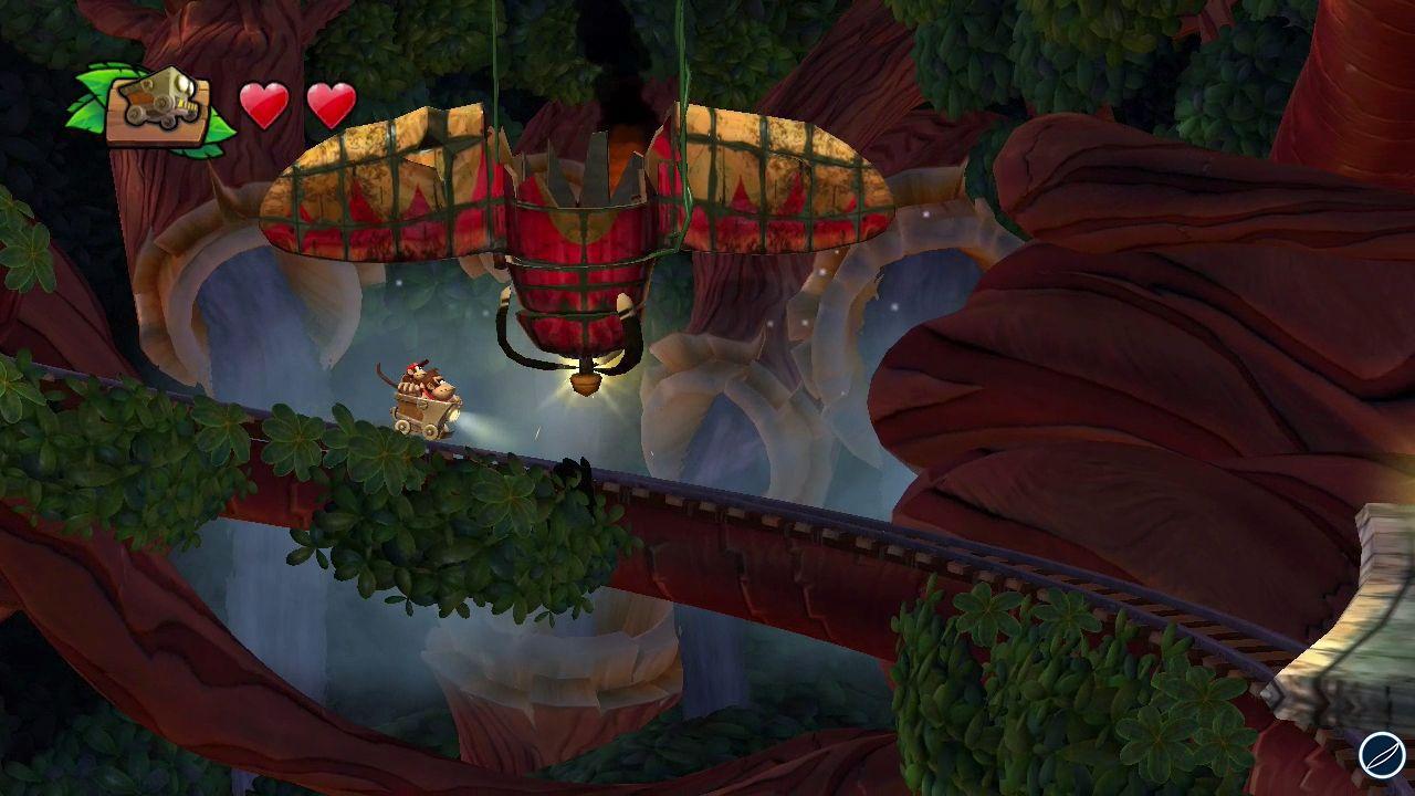 Donkey Kong Country: Tropical Freeze - un video per i primi 20 minuti