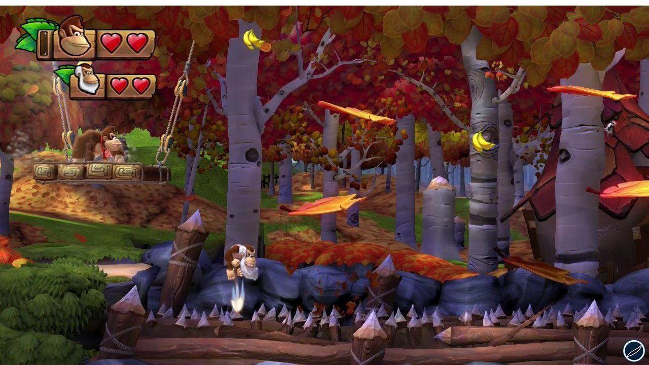 Donkey Kong Tropical Freeze: confermati i 720p nativi