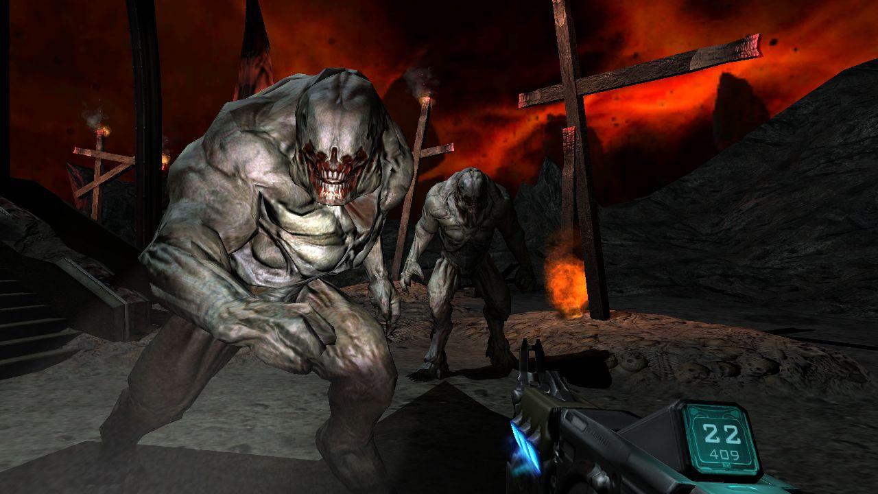Doom 3 BFG Edition disponibile sui dispositivi NVIDIA Shield