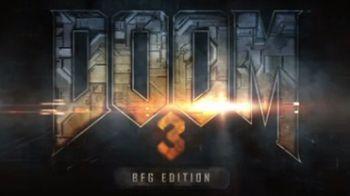 Doom 3 BFG Edition: trailer di lancio