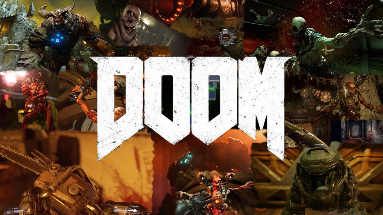 DOOM disponibile da oggi su PC, Xbox One e PlayStation 4