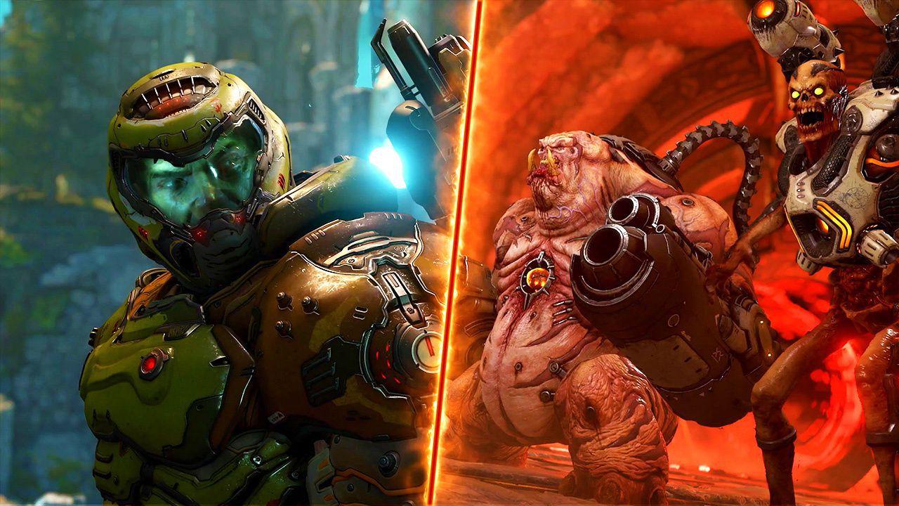 DOOM Eternal: in arrivo tante novità per la Battlemode con l'Update 2