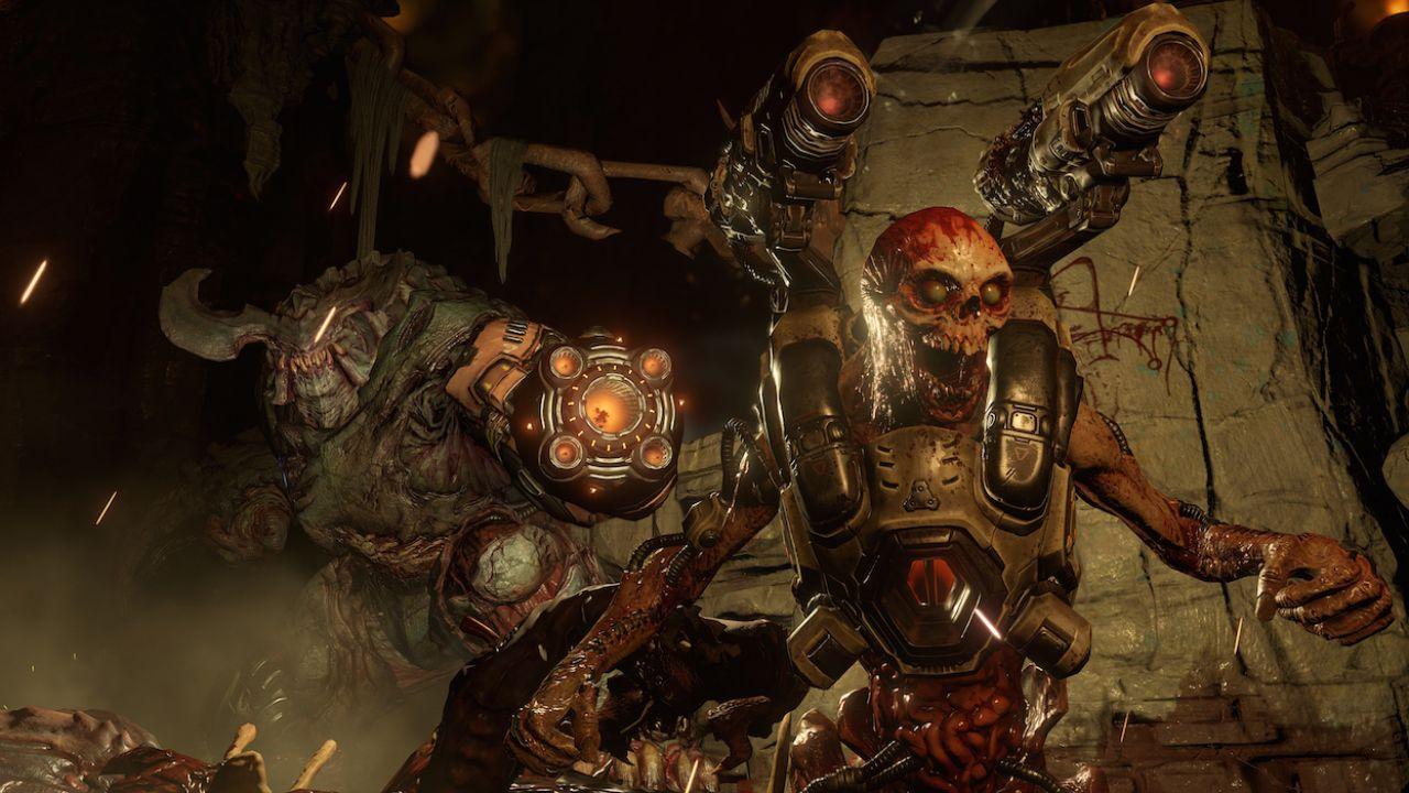 DOOM: il multiplayer tra moduli hack e Via della Guerra