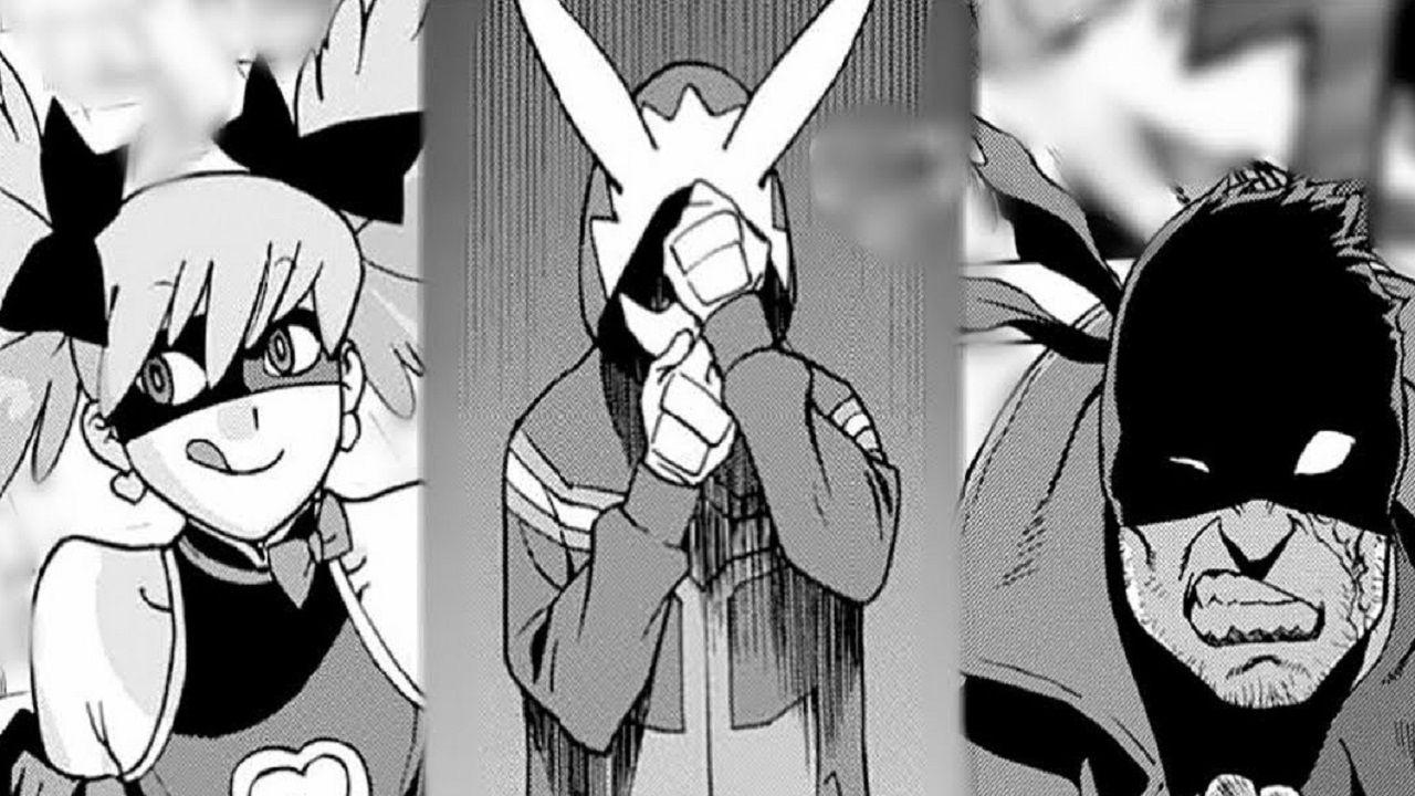 Dopo Batman, lo spin-off di My Hero Academia ci propone la sua versione di due X-Men