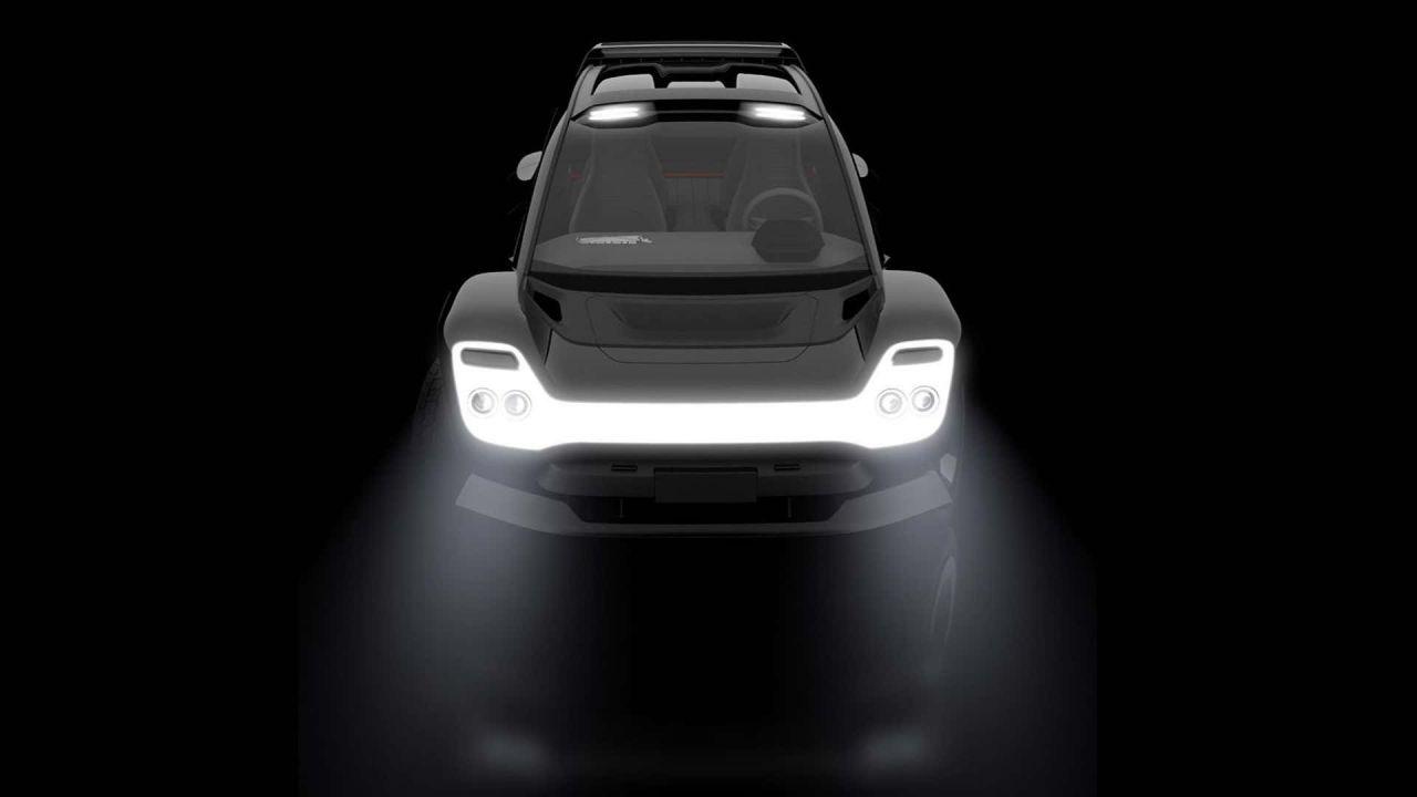 Dopo la Delta Futurista Amos costruirà un'automobile elettrica