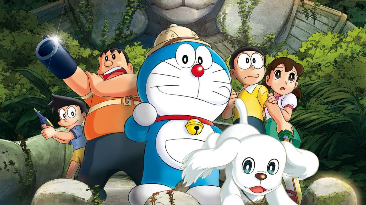 Doraemon il film le avventure di nobita e dei cinque esploratori