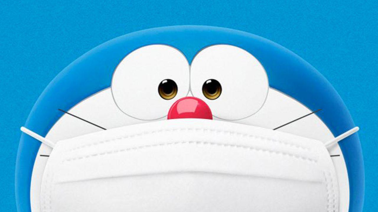 Doraemon: in Giappone prende vita il progetto 'Stay Home' per combattere il Coronavirus