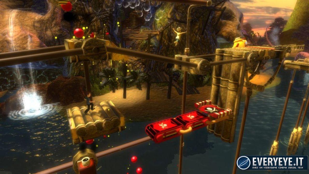 Doritos Crash Course 2 è scaricabile gratuitamente su Xbox Live Arcade