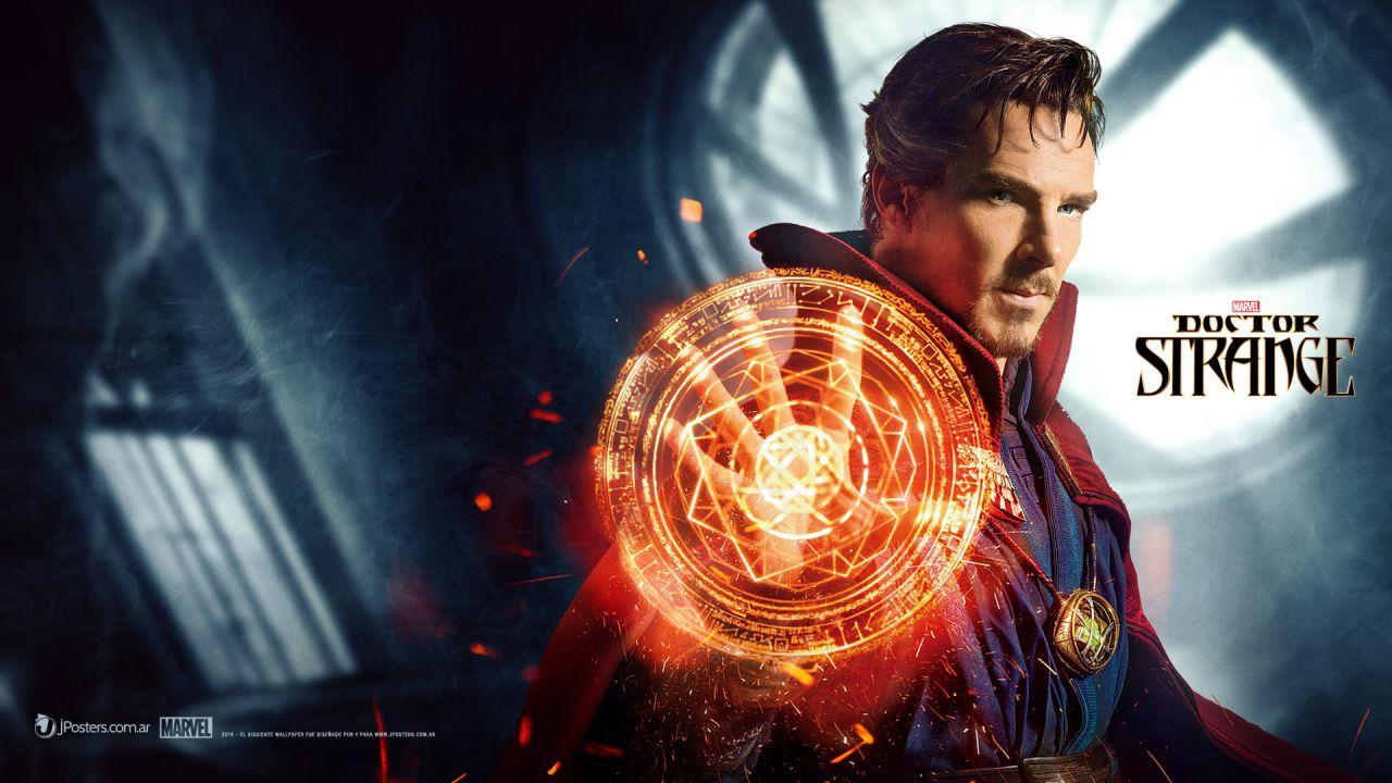 Doctor Strange: Benedict Cumberbatch nel nuovo trailer italiano dal Comic Con