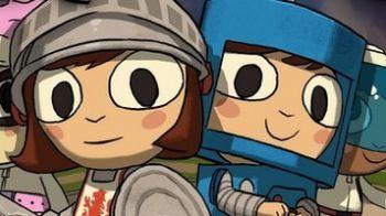 Double Fine annuncia l'uscita di Costume Quest su Steam