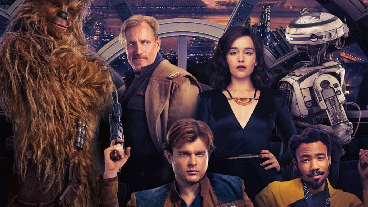 Dovevano esserci battute sull'Holiday Special in Solo: A Star Wars Story!