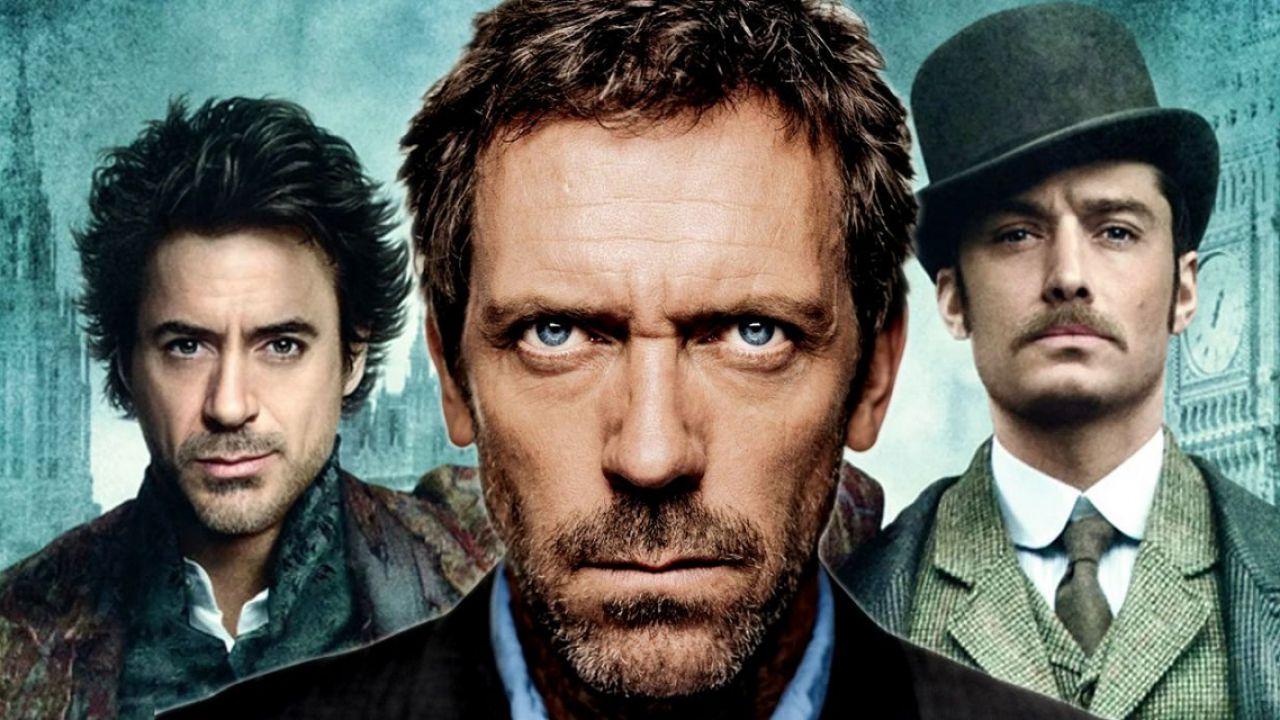 Dr. House: 5 caratteristiche che ricollegano il protagonista a Sherlock Holmes