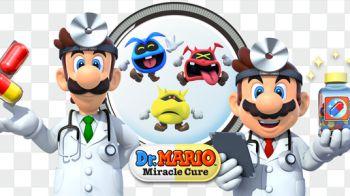 Dr. Mario: Miracle Cure visiterà l'occidente dall'11 giugno