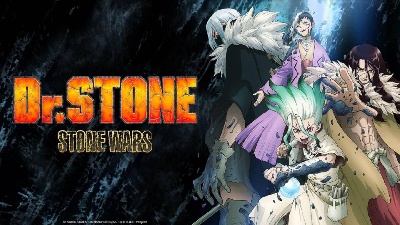 Dr. Stone: Stone Wars, svelata la data di uscita dell'anime disponibile su Crunchyroll