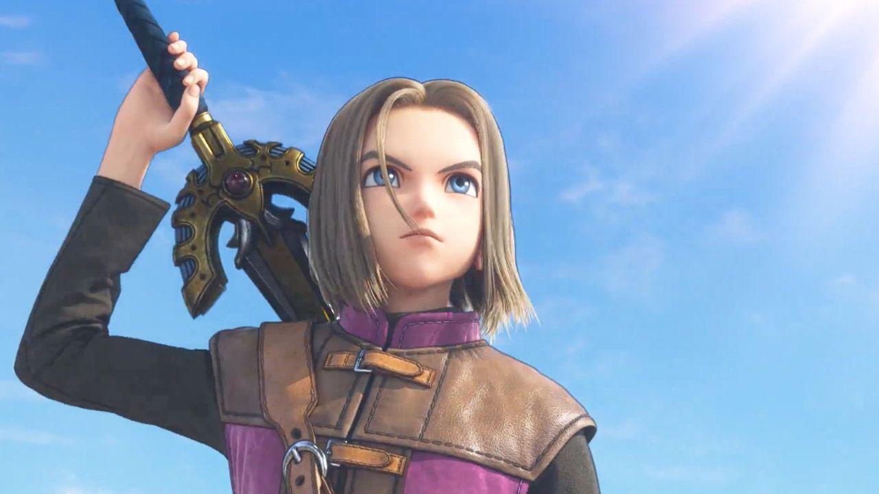 Dragon Quest 11 per Nintendo Switch non è stato cancellato