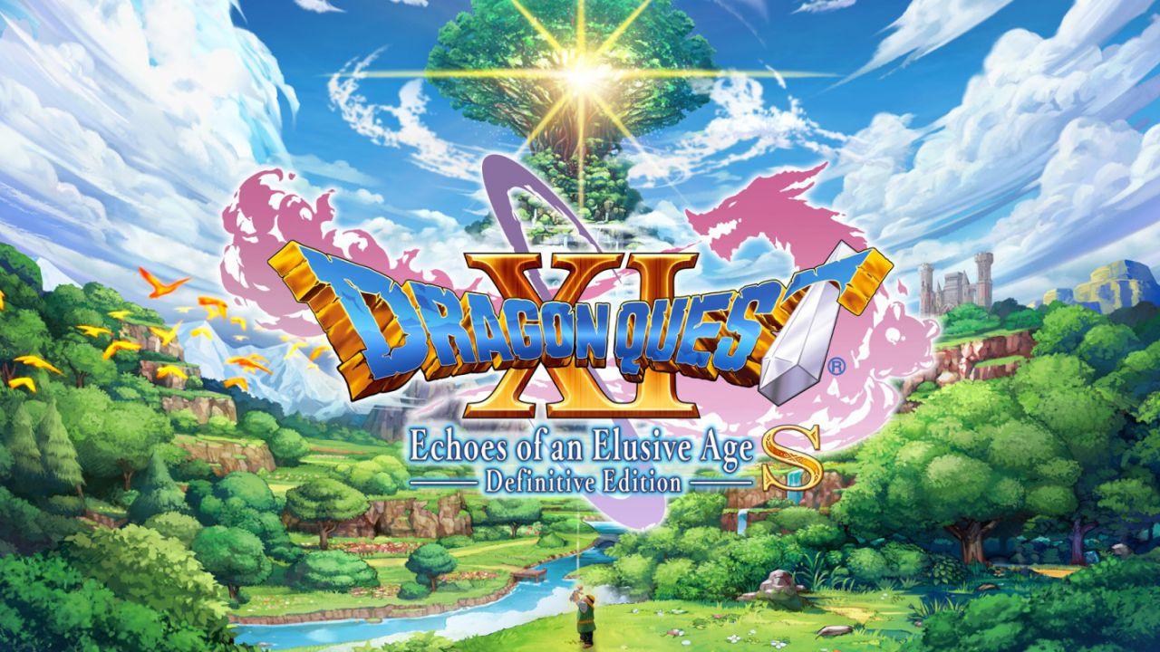 Dragon Quest 11 S Edizione Definitiva è in arrivo anche su PlayStation 4
