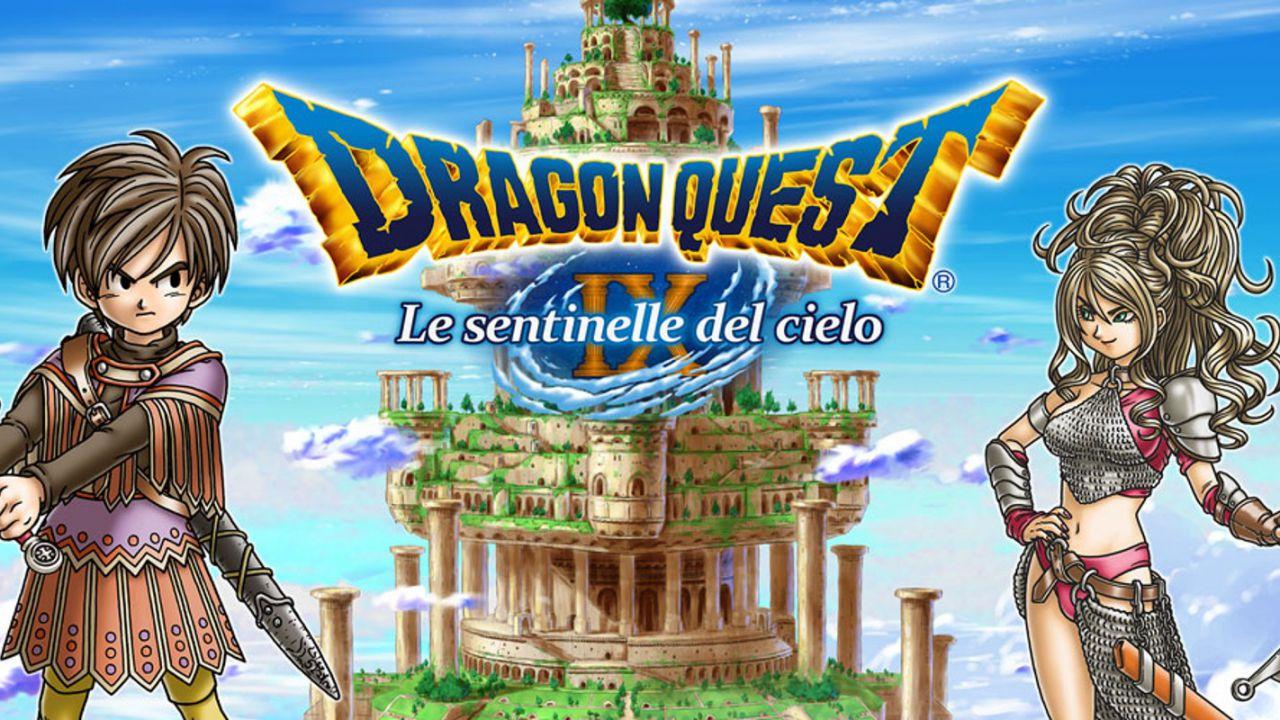 Dragon Quest 9 celebrerà il decimo anniversario con una trasmissione speciale