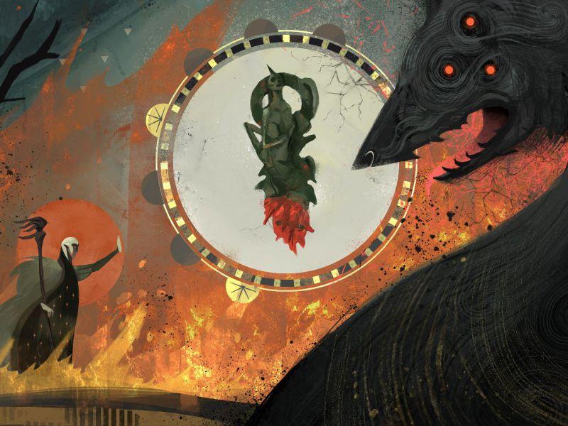 Dragon Age 4, a small glimpse: new concept art from BioWare