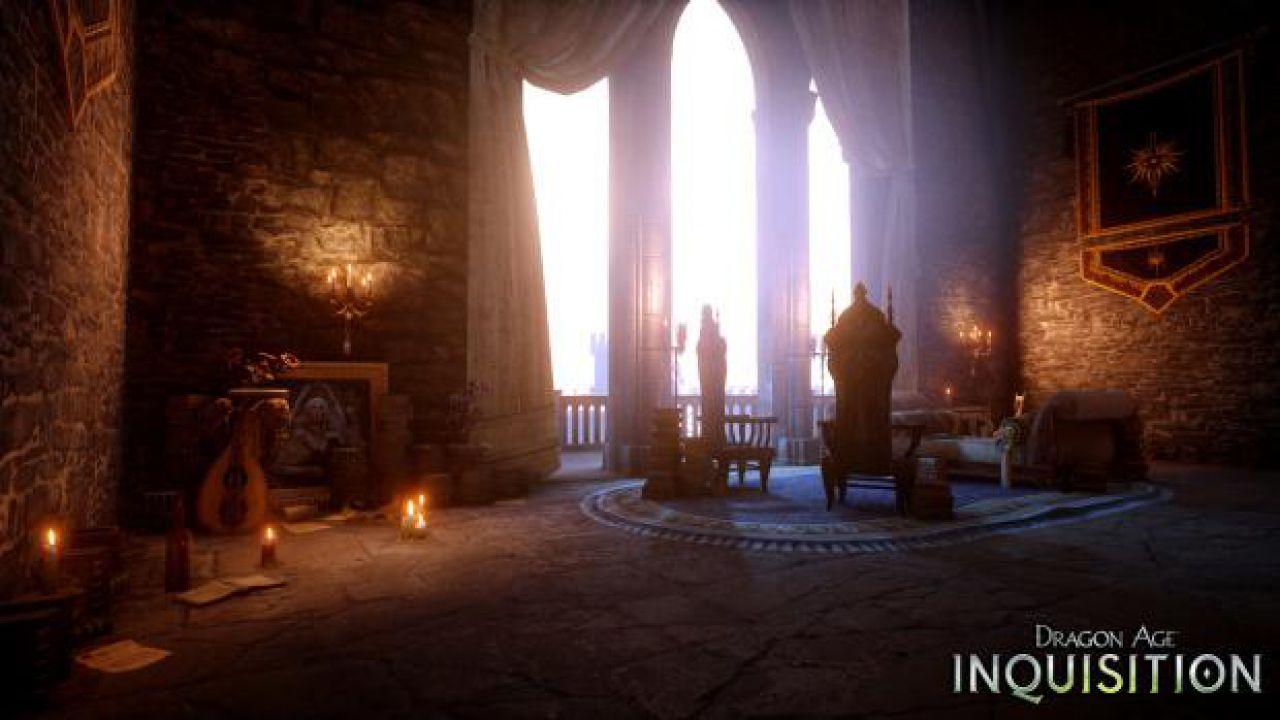 Dragon Age Inquisition: anteprima del nuovo gioco BioWare