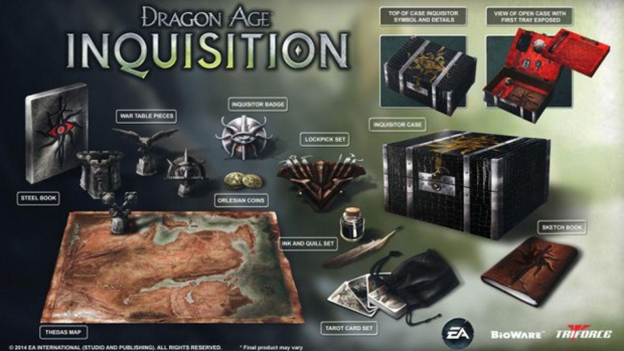 Dragon Age Inquisition: Bioware non ha ancora deciso riguardo il multiplayer