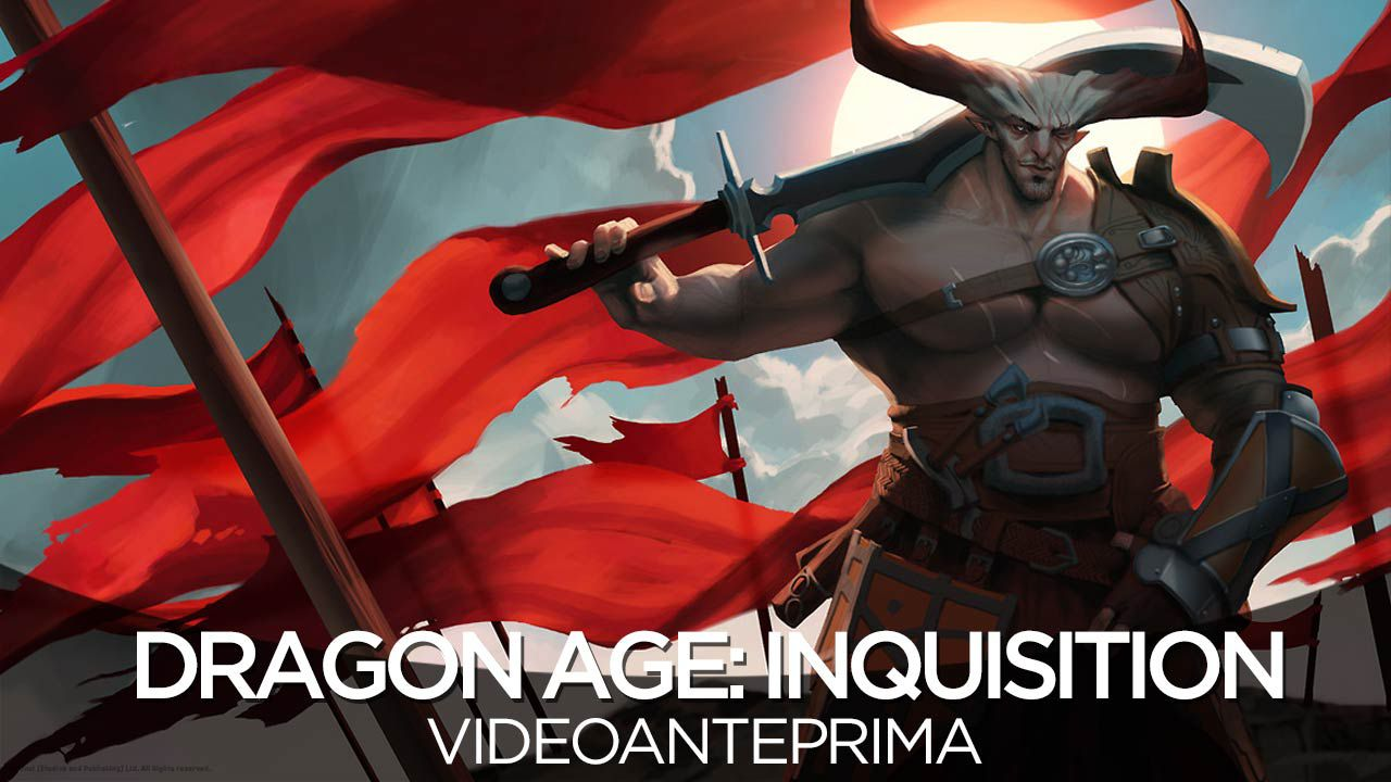 Dragon Age Inquisition entra in fase gold
