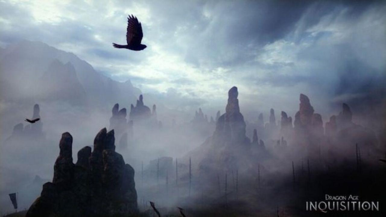 Dragon Age Inquisition entra ufficialmente in fase alpha