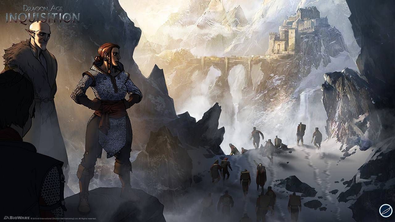 Dragon Age: Inquisition - Gameplay Live dalle 17:00