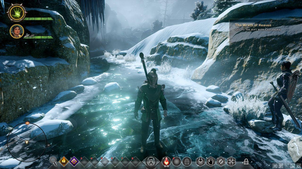 Dragon Age Inquisition girerà a 1080p su PS4 e a 900p su Xbox One