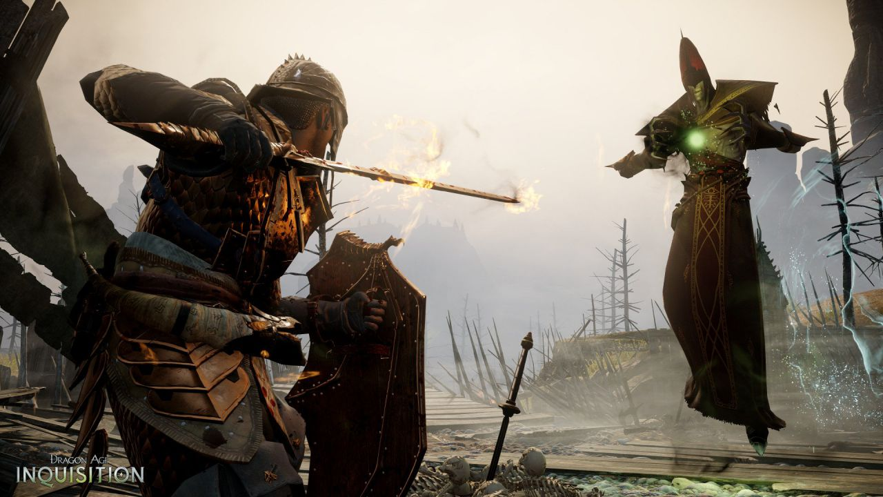 Dragon Age Inquisition GOTY Edition: i DLC non saranno inclusi su disco