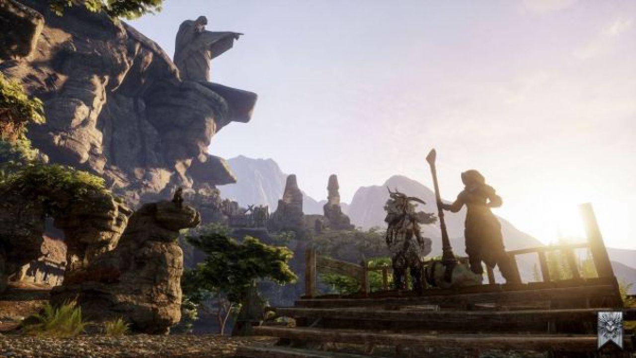 Dragon Age Inquisition in arrivo per gli abbonati EA Access
