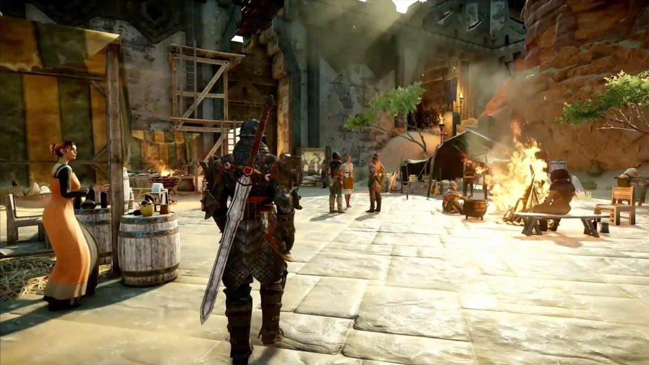 Dragon Age: Inquisition - In diretta dalle 17.00