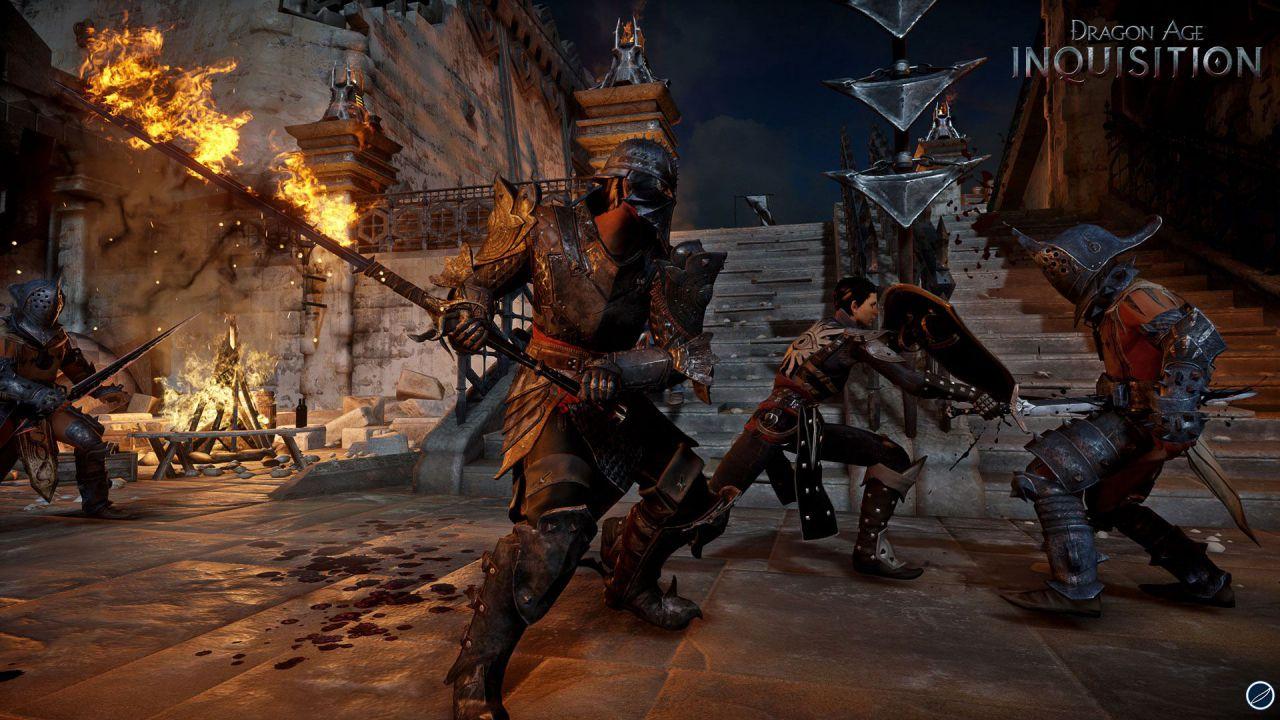 Dragon Age Inquisition: l'evento di Natale verrà ripetuto nei prossimi giorni