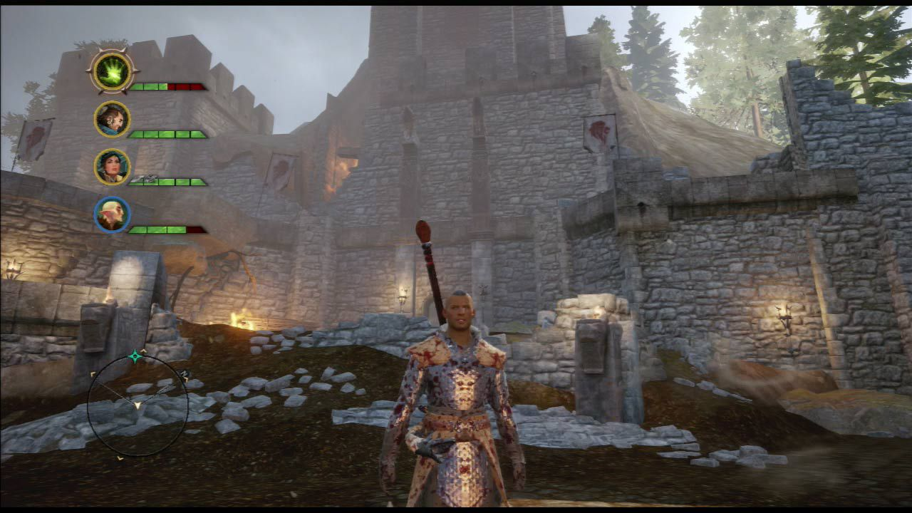 Dragon Age Inquisition - Live Gameplay - Replica 12/11/2014