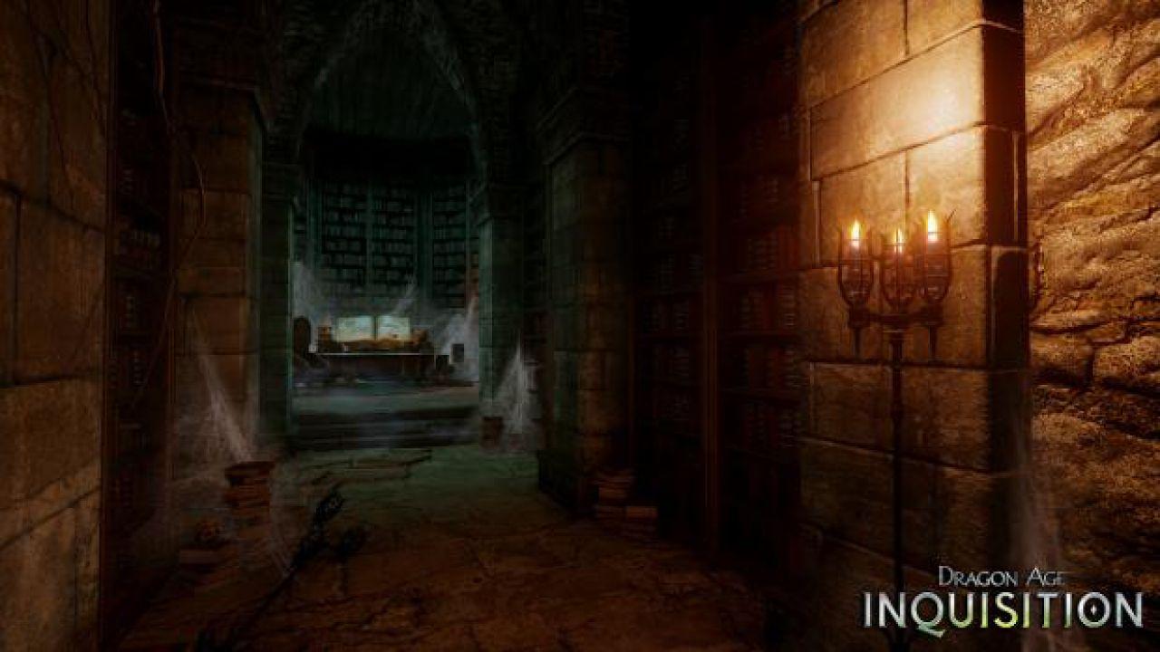 Dragon Age Inquisition: mostrato alla conferenza EA