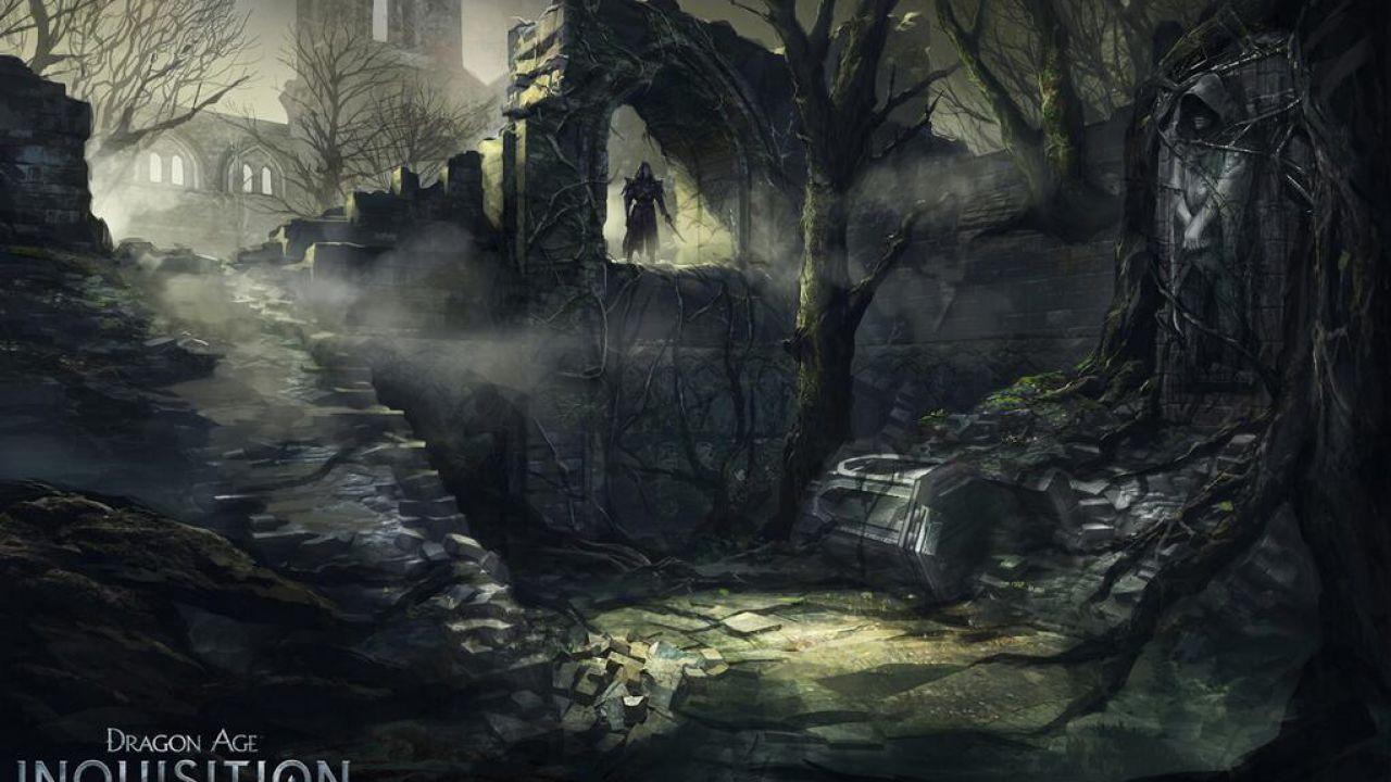 Dragon Age: Inquisition, non ci saranno nuovi personaggi tramite DLC