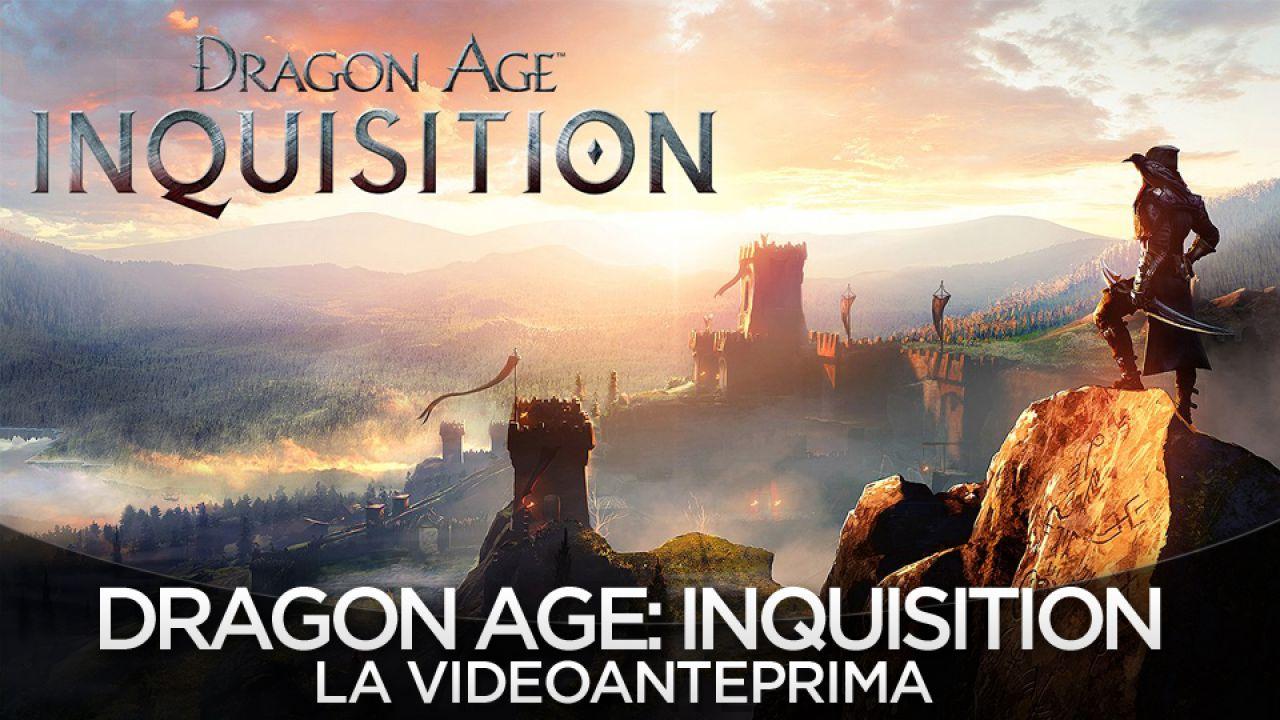 Dragon Age Inquisition: la nostra prova