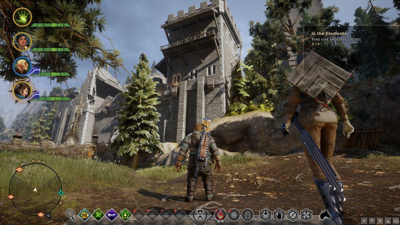 Dragon Age: Inquisition - un nuovo video dedicato all'eroe
