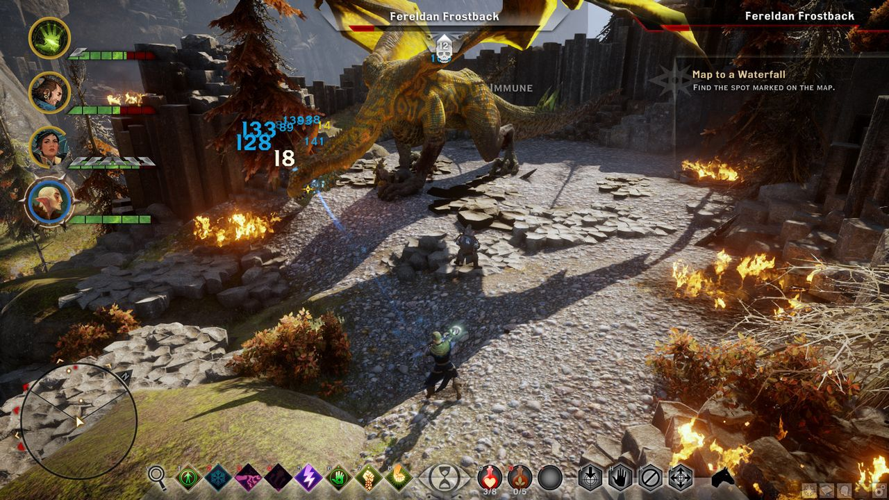 Dragon Age Inquisition: nuovo video gameplay