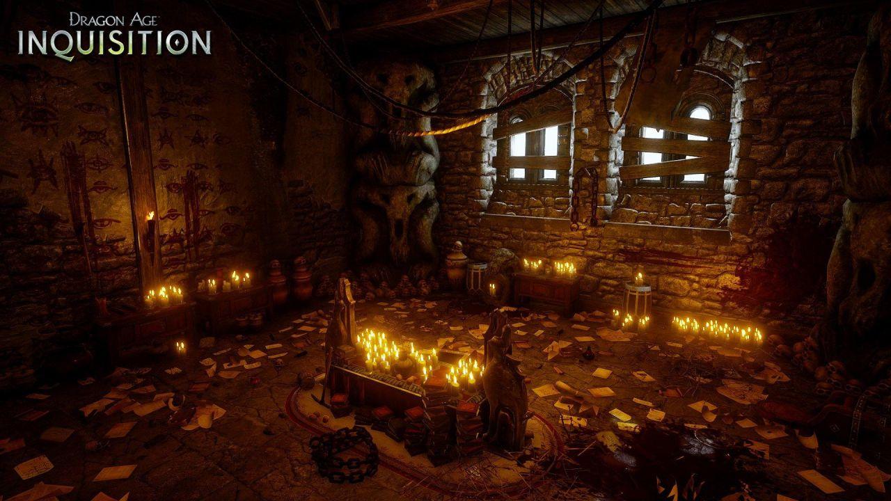 Dragon Age Inquisition premiato come gioco dell'anno ai DICE Awards 2015